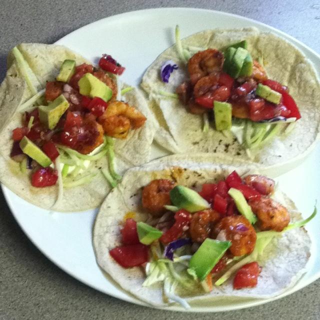 Shrimp Tacos | Fitness | Pinterest