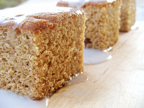 Honey and Beer Spice Cake Recipe | Baking | Pinterest