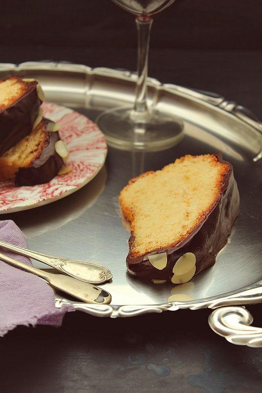 Chocolate orange bundt cake | F o o D | Pinterest