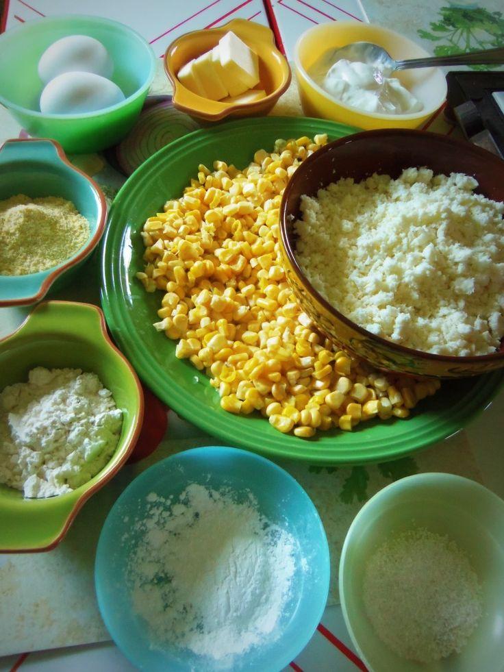 Salsa Verde Carnitas Tamale Pie - Hispanic Kitchen