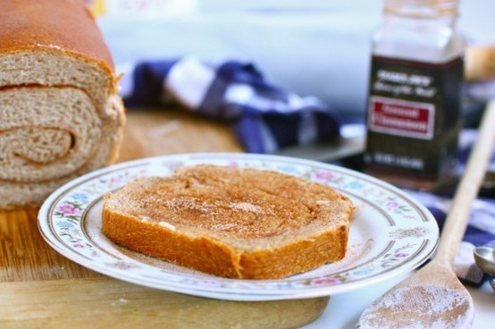 Whole wheat cinnamon swirl bread | lets try this | Pinterest