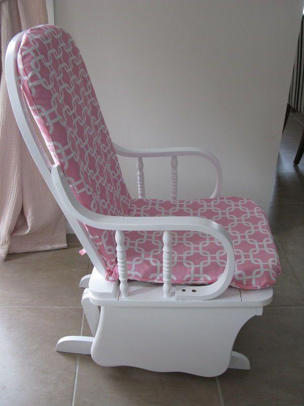 Revamped Rocker Glider Chair For Baby Nursery