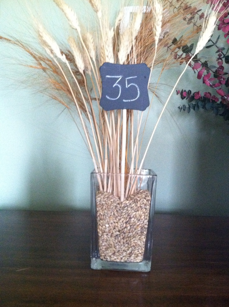 beer themed centerpiece the bearded guy 39 s 30th pinterest