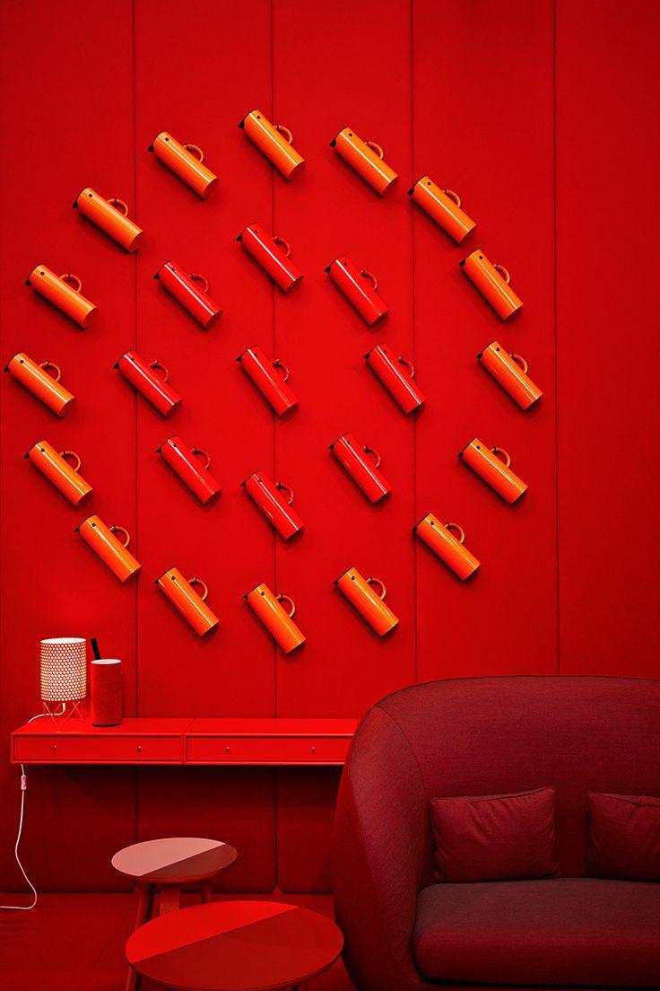 Design through colour milan yellowtrace — interior design