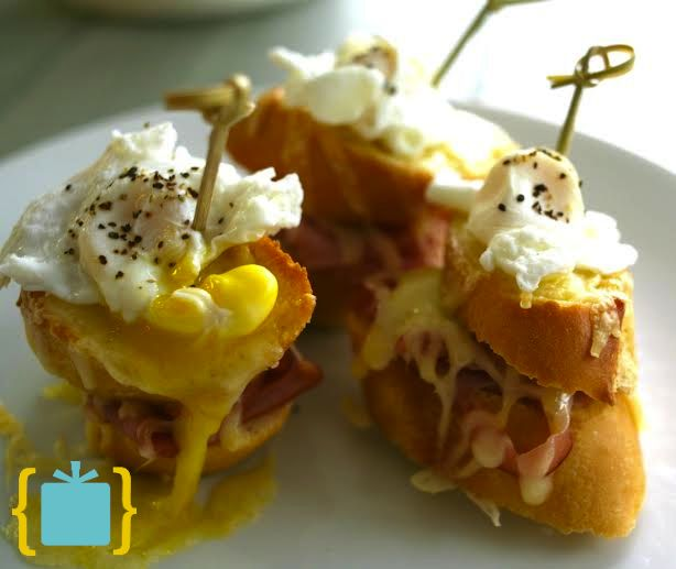 Mini Croque Madame | {Entertain} Recipes, Cocktails, Parties, Events ...