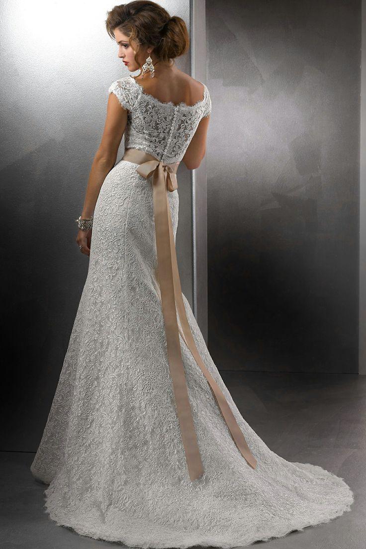 USD 3 000 Wedding Dresses : Charming wedding dresses mermaid scoop court train lace under usd