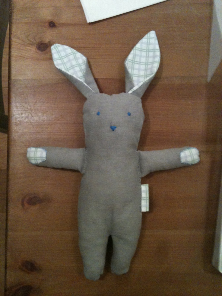 Homemade Soft Baby Toys