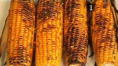 How To Grill Corn On The Cob | Vegetables | Pinterest