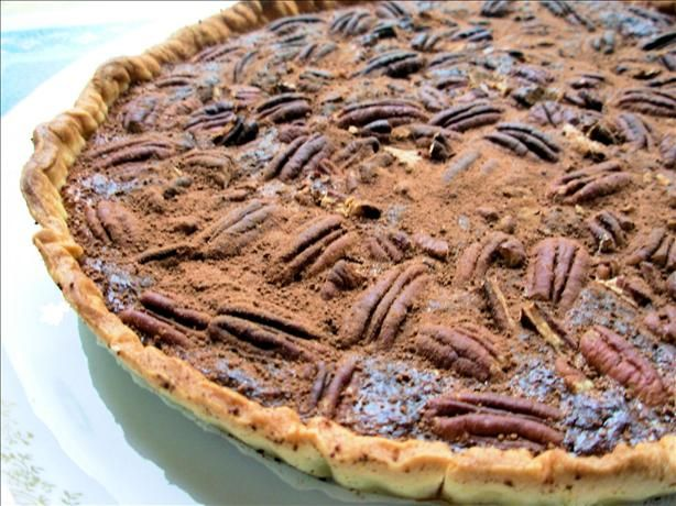 Chocolate-Oatmeal-Pecan Pie. Photo by French Tart-in case you can't ...