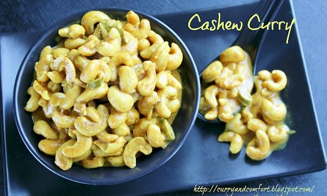 Sri Lankan Cashew Curry | Foodie | Pinterest