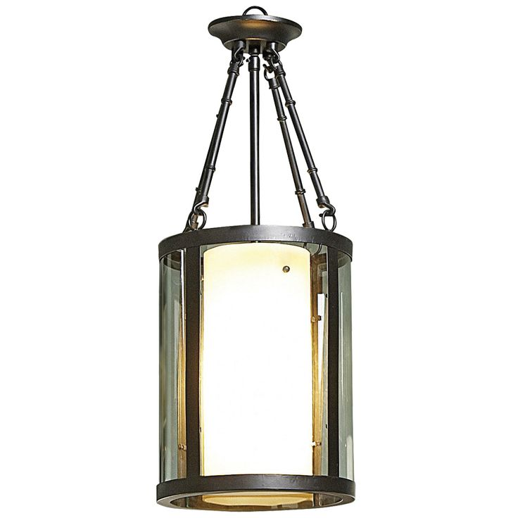 shop allen roth 9 in w oil rubbed bronze pendant light with clear. Black Bedroom Furniture Sets. Home Design Ideas