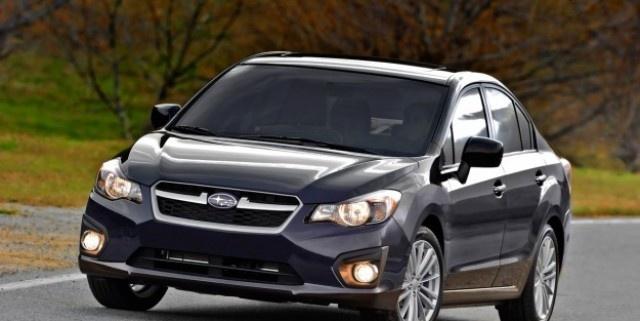 2012 subaru impreza hatchback hood