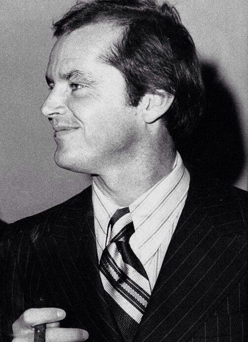Jack Nicholson, Septem...