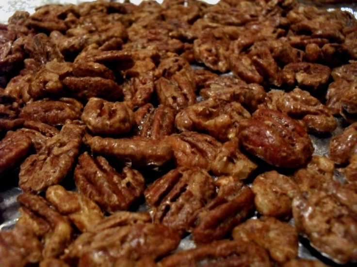 Sugar-Free Candied Nuts (low carb) | HEALTHY - EATING ...