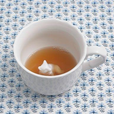 Hidden Fox Tea Cup.  The Victoria and Albert Museum Shop.