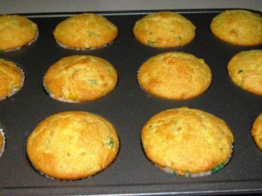 Jalapeno Corn Bread | A Yummy - Dough! | Pinterest