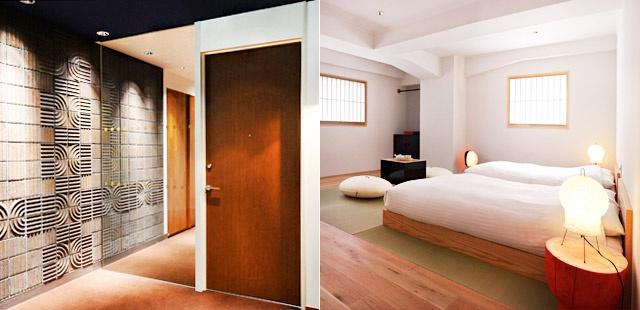 Claska hotel best tokyo boutique hotels design hotels for Design hotel tokyo