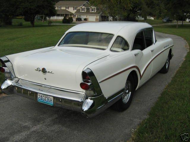 1957 buick special motor pinterest. Black Bedroom Furniture Sets. Home Design Ideas
