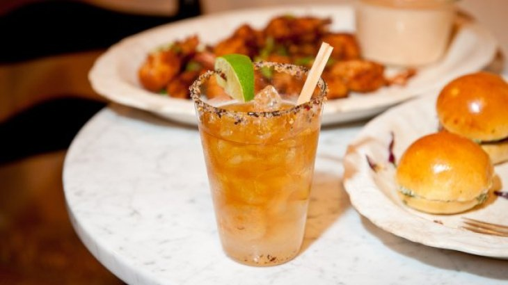 The Fourth Down Whiskey Cocktail | Edibles | Pinterest