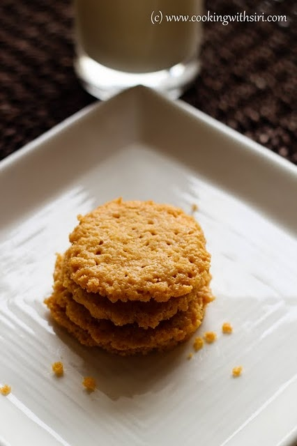 Cornmeal Orange Cookies | Our Favorite Desserts | Pinterest