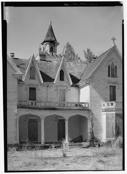 Carpenter Gothic Database Carpenter Gothic Cottages