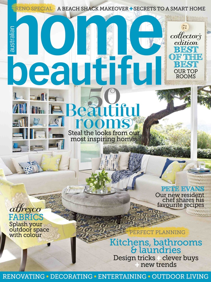 Home Beautiful (AUS) October 2012