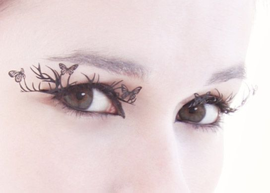Beautiful Eyelashes For Girls