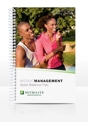 NUTRILITE® Weight Management Program Better Balancer™ Plan Journal ...