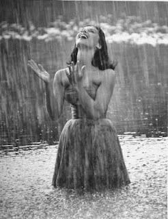 De celebraciones y lluvia