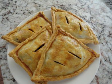 Irish Beef and Guinness Hand Pies - Pam Reich Hopper's Blog - Norcross ...