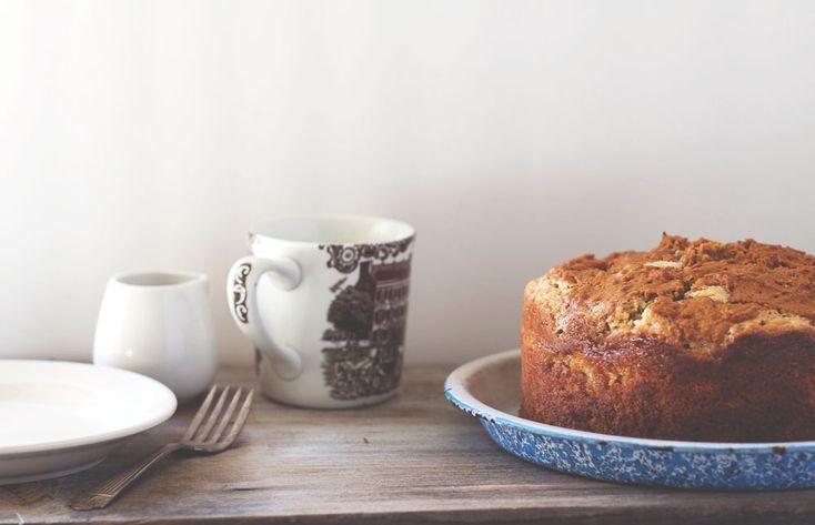 Pumpkin Cream Cheese Tea Cake1 | Delectable Desserts | Pinterest