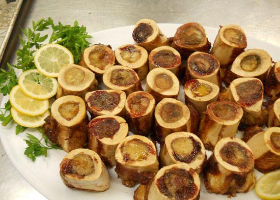 Roasted Bone Marrow | Food & Recipes | Pinterest