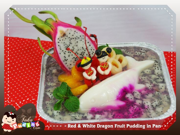 Red-Fruit Puddings Recipes — Dishmaps