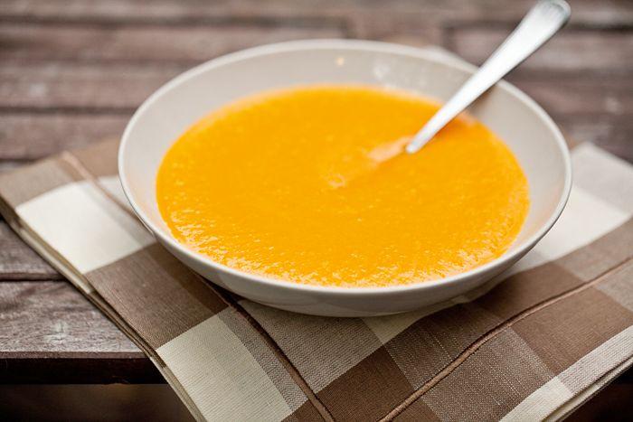the saturday soup – apple & butternut squash soup