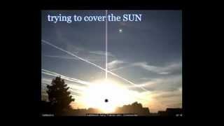 Nibiru Second Sun hidden by Chemtrails Update Aug 18