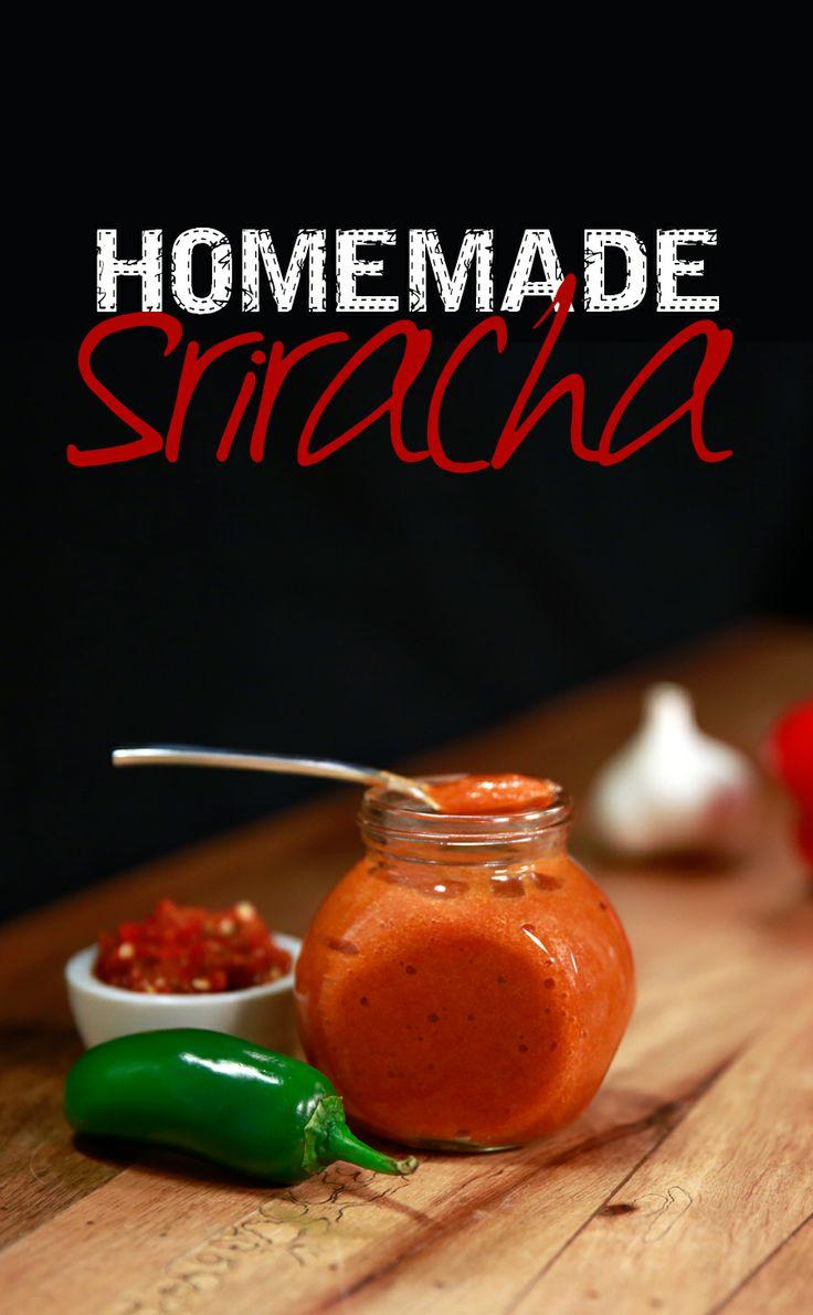 Homemade Sriracha | Recipe
