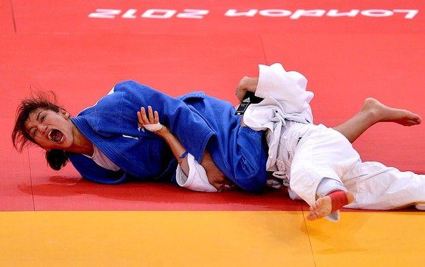 Judo - Sarah Menezes - Gold