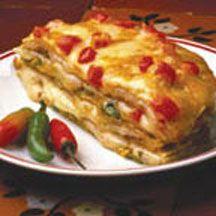 Queso Tortilla Torte | Savory pies | Pinterest