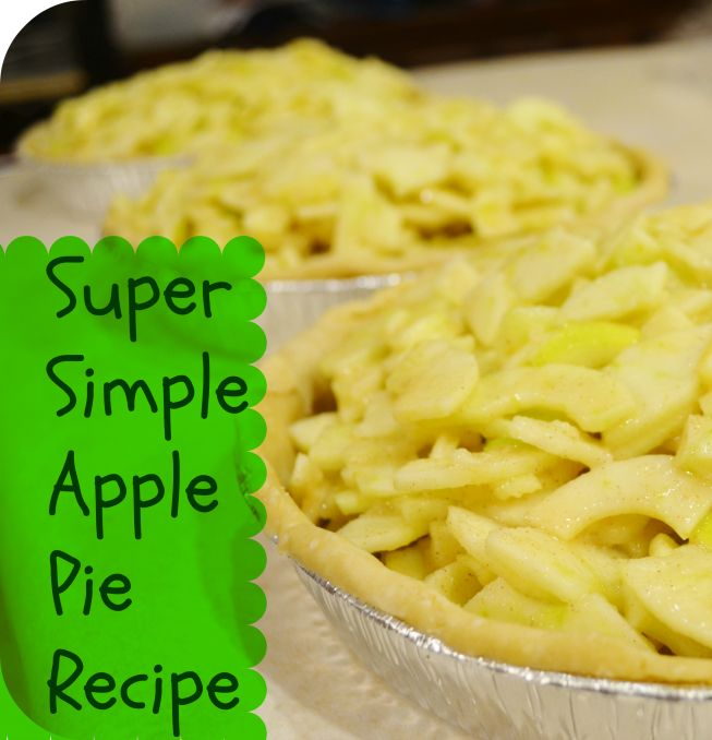 Super Simple Apple Pie Recipe! | Fall *MyLitter Group Board* | Pinter ...