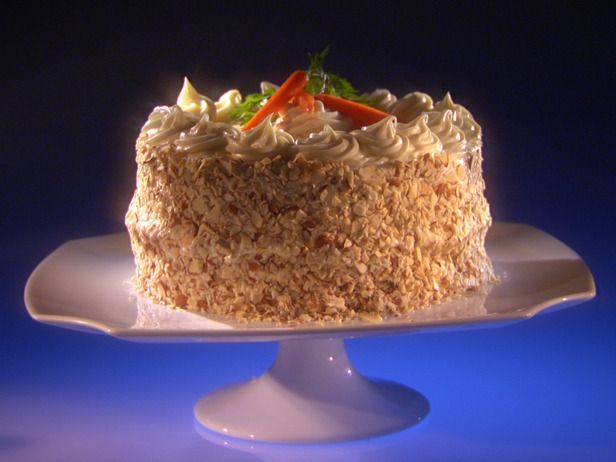 ... Spiced Carrot Cake with White Chocolate Cream Cheese Icing Recipe