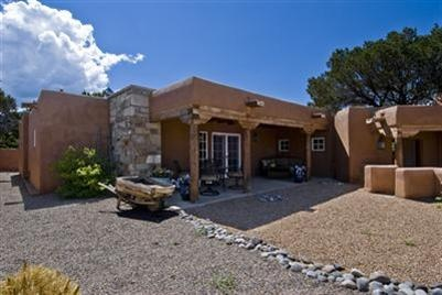Santa Fe Style Homes Bing Images Pueblo Style Homes