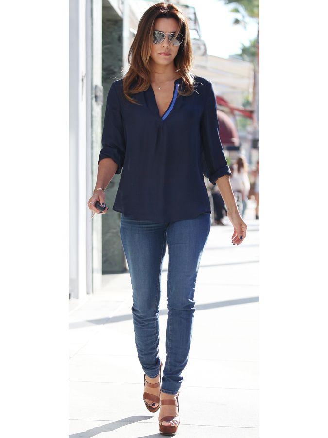 Eva Longoria Street Style