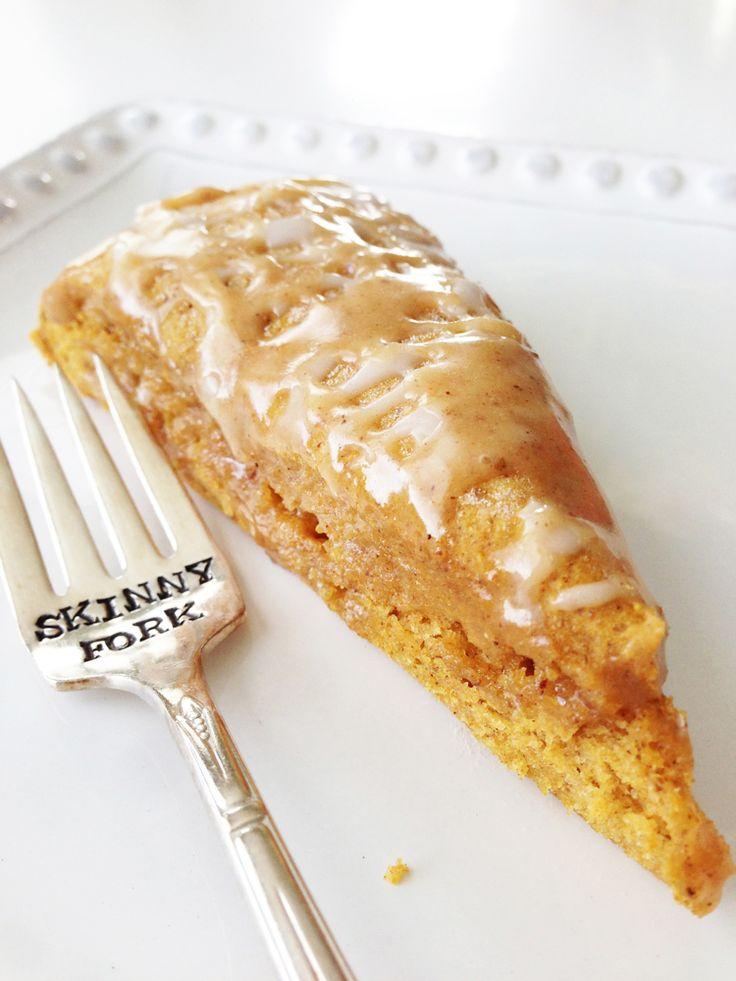 "Skinny 'Starbucks"" Pumpkin Scones | Sweet Tooth | Pinterest"