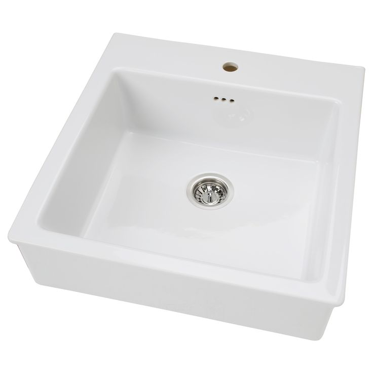Wasbak Keuken Keramiek : IKEA Single Bowl Sink