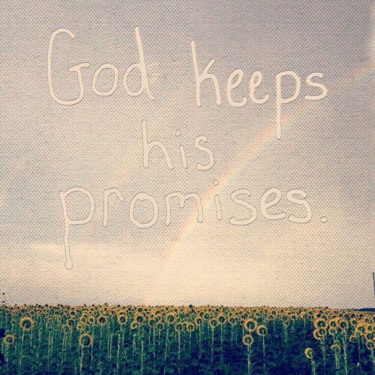 Crafts God Keeps His Promises