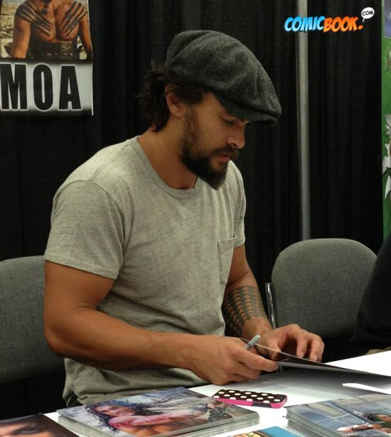 Jason Momoa Comic Con: Pin By Shalawn Dillon On Sweet Jason