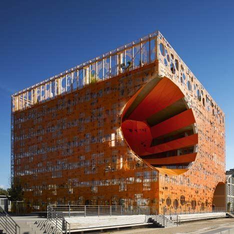 The Orange Cube - Jakob & Macfarlane