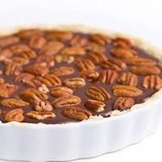 Easy Bitter Sweet Chocolate Pecan Pie | Lekkere Recepten | Pinterest