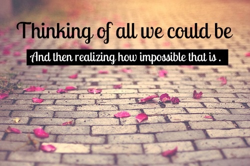 Impossible love love quotes Pinterest