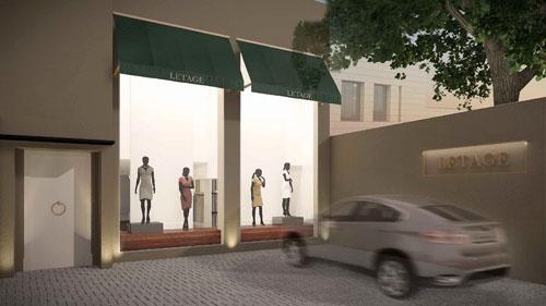 Letage inaugura flagship store em São Paulo
